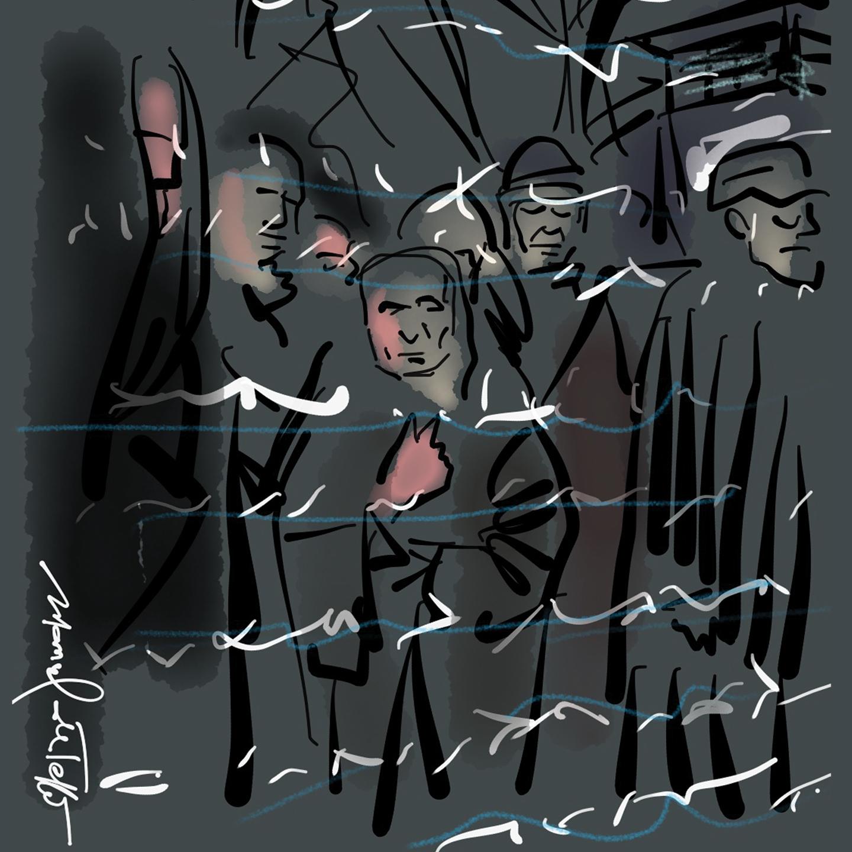 Resultado de imagen de CRONACHE DELLA SHOAH SALA UMBERTO