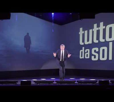 Riccardo Rossi - L'amore è come un gambero - Stagione 2018/2019